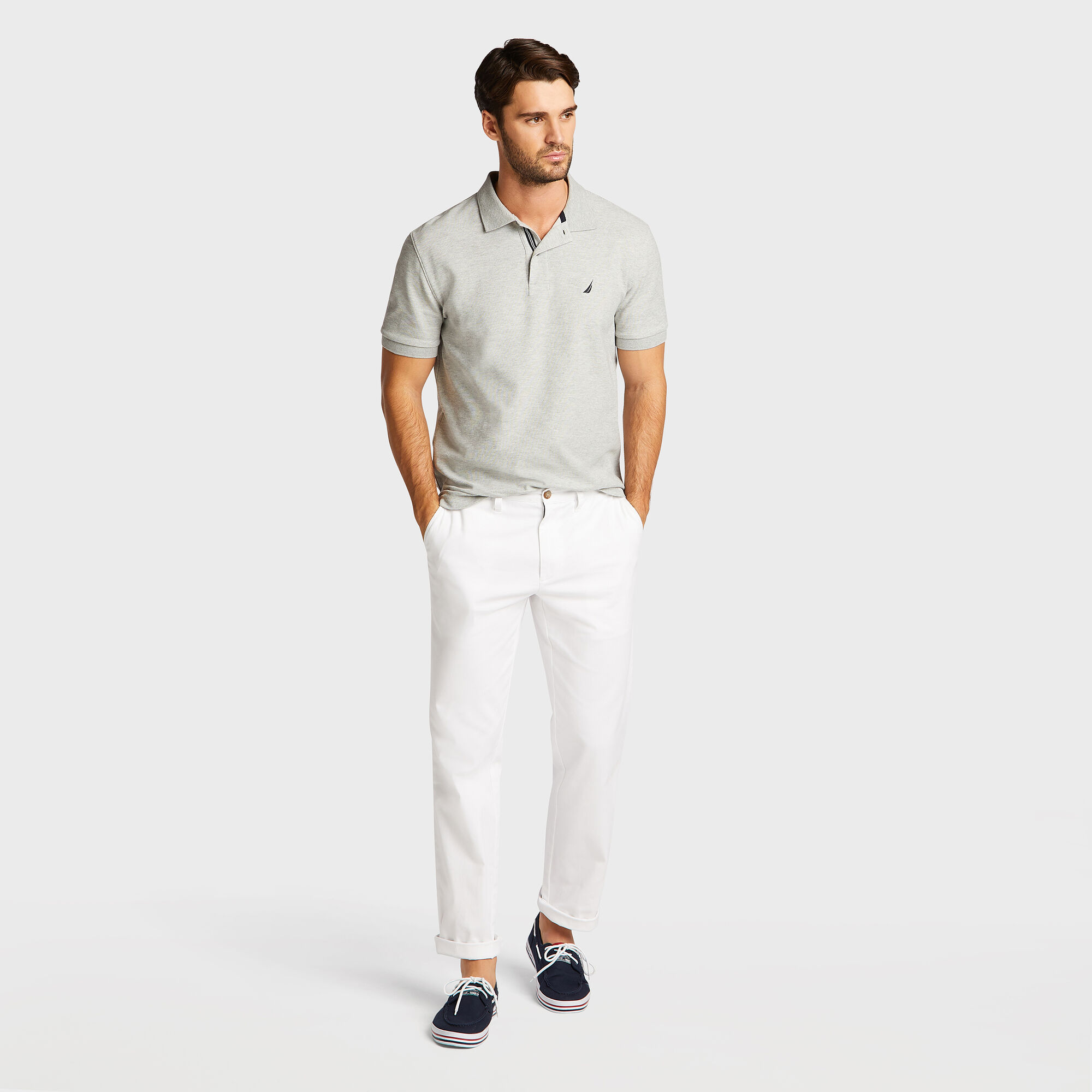 Nautica Mens Classic Fit Deck Pant