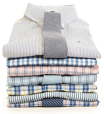 Wrinkle Resistant Shirts