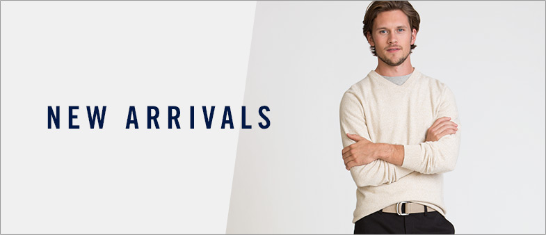 New Arrivals Mens