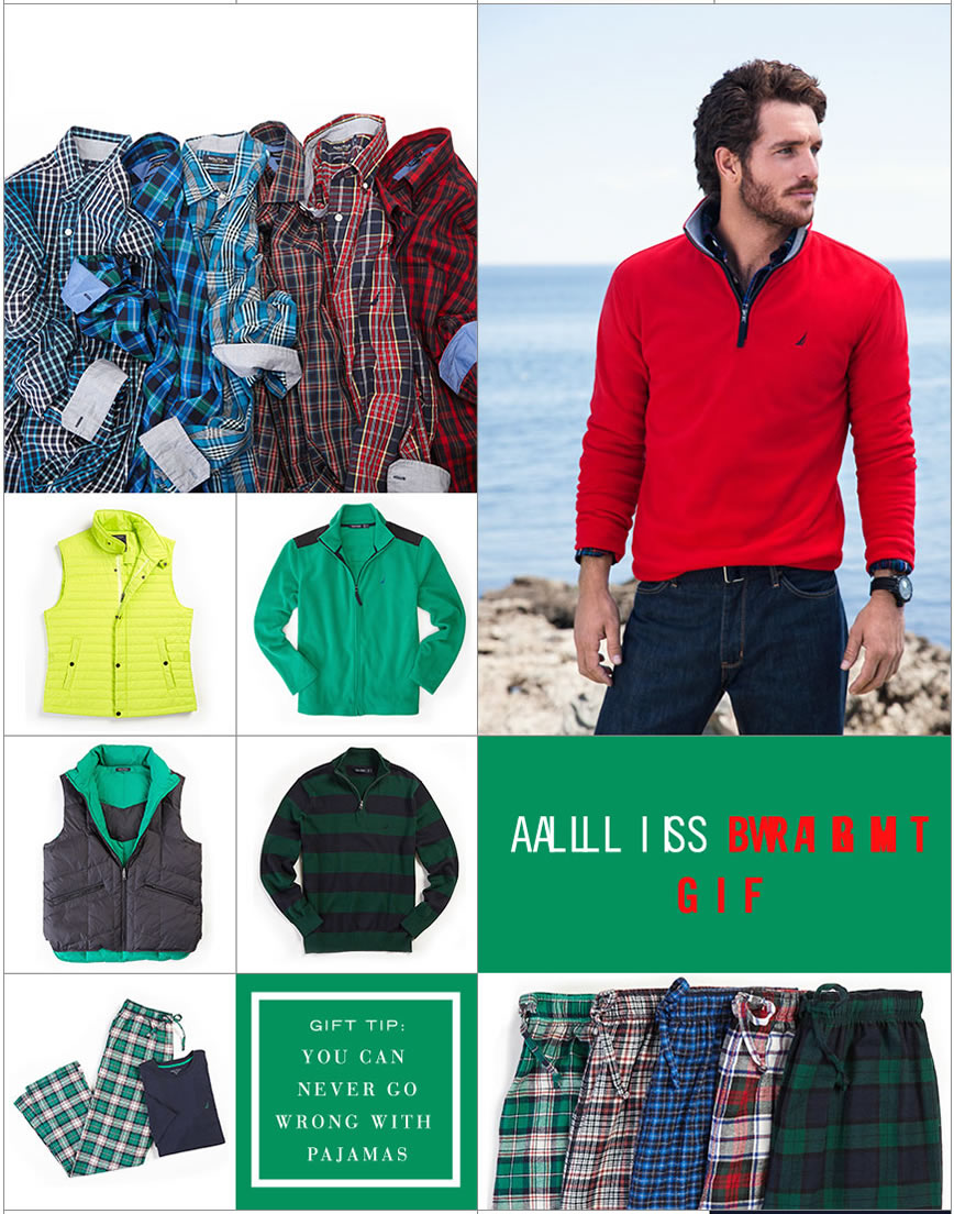 Gifts for Him - Green Products List