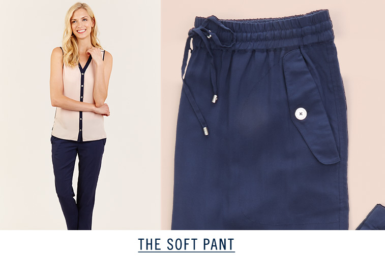 The Soft Pants