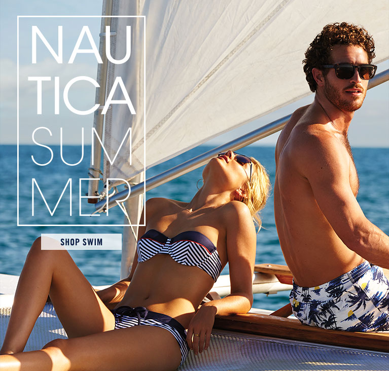 Nautica Summer - Shop Swim