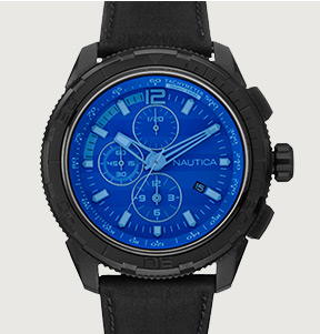 Blue Face Watches