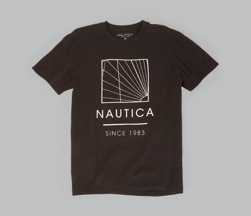 SAIL DIAGRAM T-SHIRT