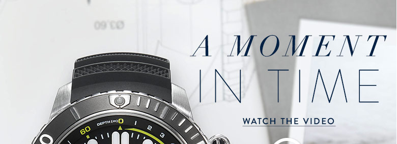 Nautica Watches - A Moment in Time - Watch the Video