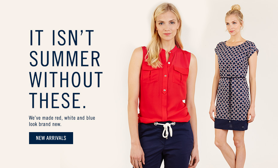 It Isn't Summer Without These - New Arrivals