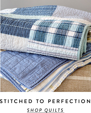 Quilts stitched to perfection