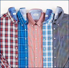 STOCK UP ON ESSENTIAL SHIRTS