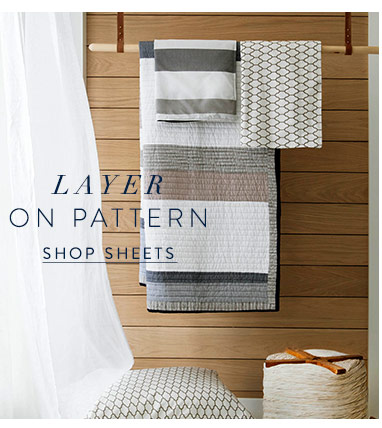 Layer on Patterns