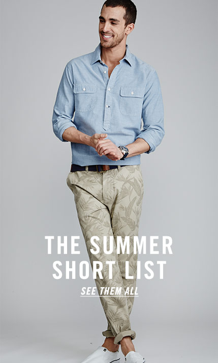 The Summer Short List - See Them All