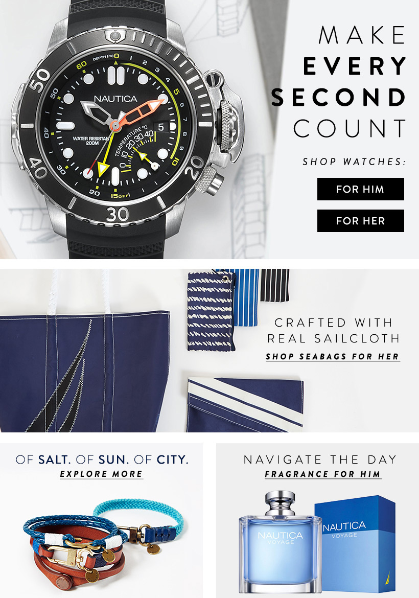 Accessories and Watches