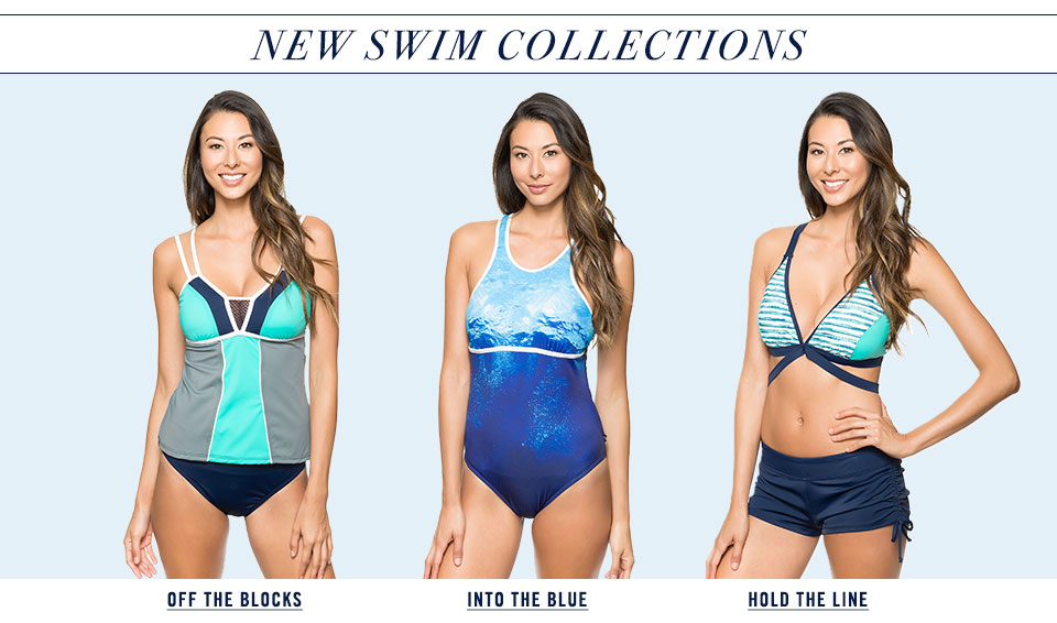 New Swim Collections