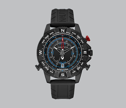 NSR 103 TIDE COMPASS WATCH