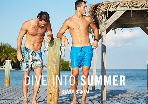 Dive Into Summer - Shop Swim