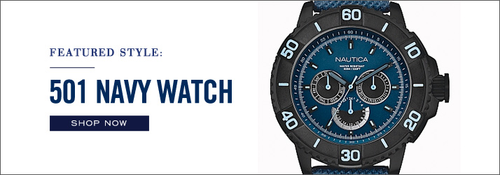 501 Navy Watch