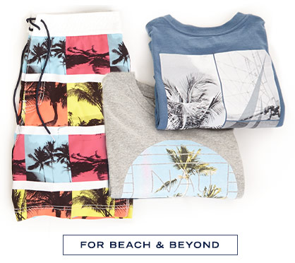 For Beach and Beyond