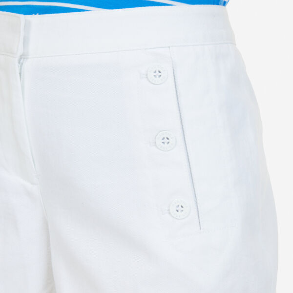 "Sailor Short (4"") - Bright White"