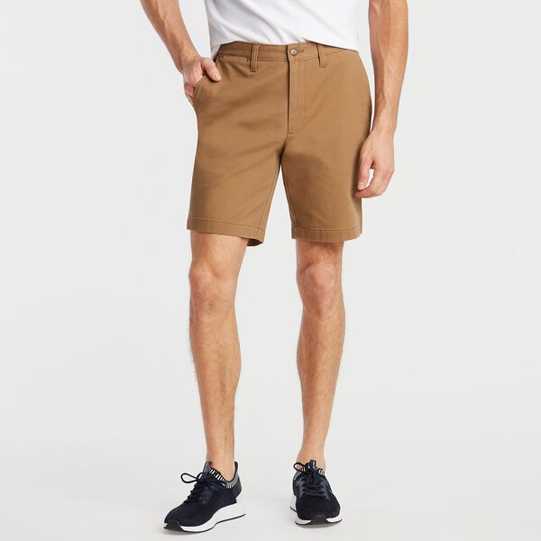 "Big & Tall 8.5"" Deck Short - Oyster Brown"