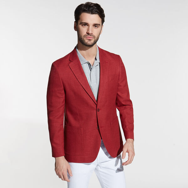 Jensen Jacket in Red - Glory Red