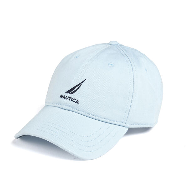 J-Class Logo Baseball Cap - Silver Lake Blue