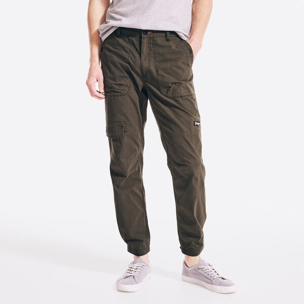 CLASSIC FIT CARGO PANT - Olive