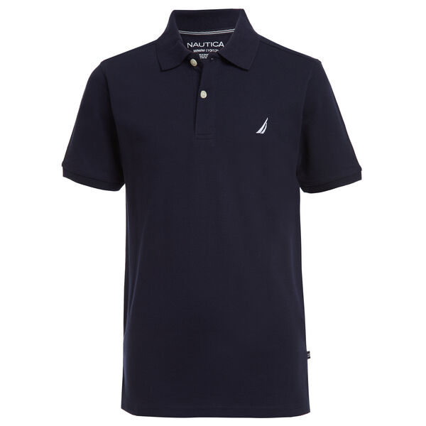 BOYS' CLASSIC DECK POLO (8-20) - Aquadream