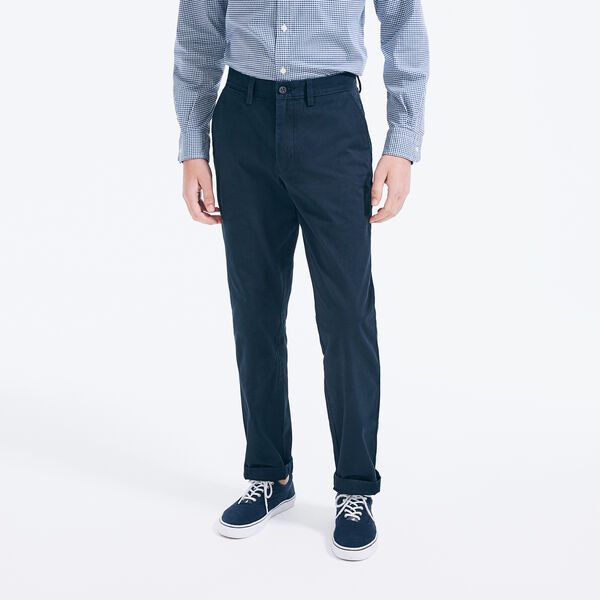CLASSIC FIT ANCHOR PANT - True Navy