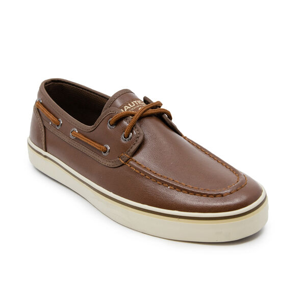 J-CLASS BOAT SHOE - Military Tan