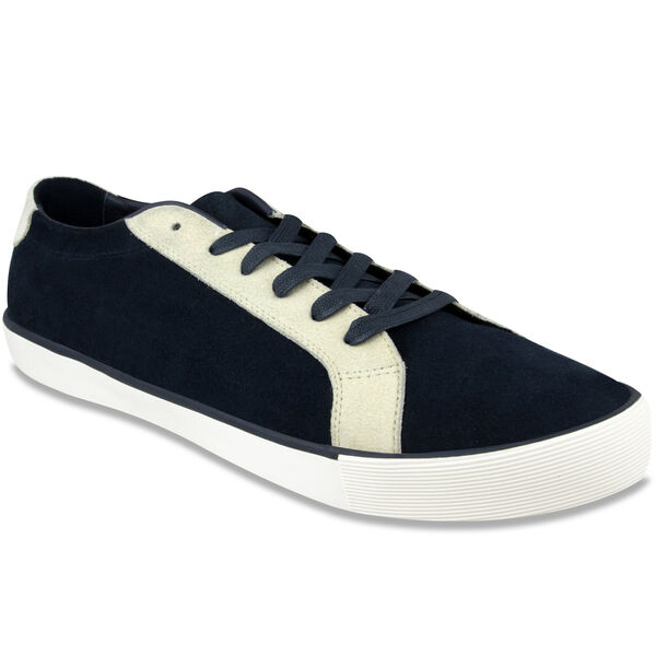 Chatfield Sneakers - Blue Suede - Nite Sea Heather
