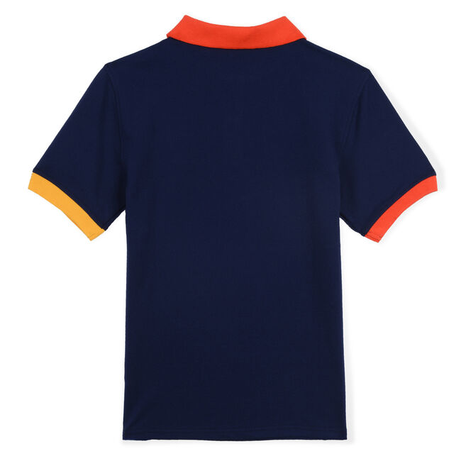 Little Boys' Gerald Polo (4-7),Oyster Bay Blue,large