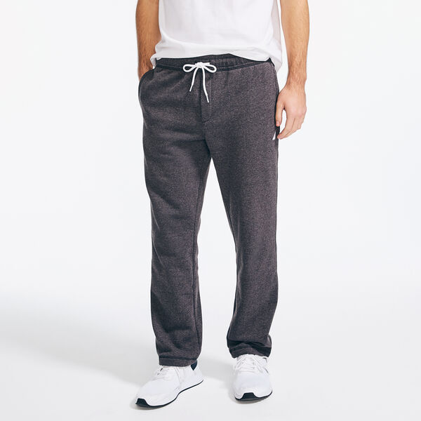 J-CLASS FLEECE SWEATPANT - Charcoal Heather