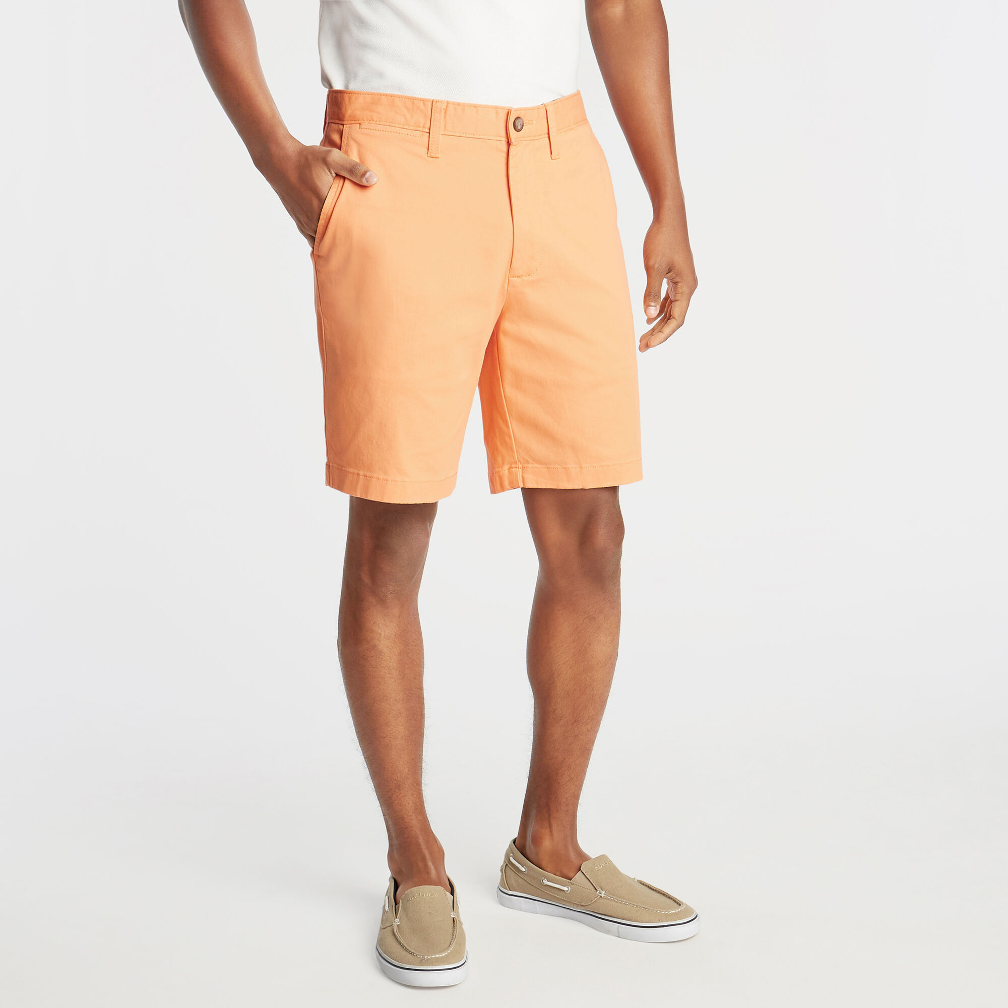Nautica-Mens-8-5-034-Classic-Fit-Deck-Short-With-Stretch thumbnail 25
