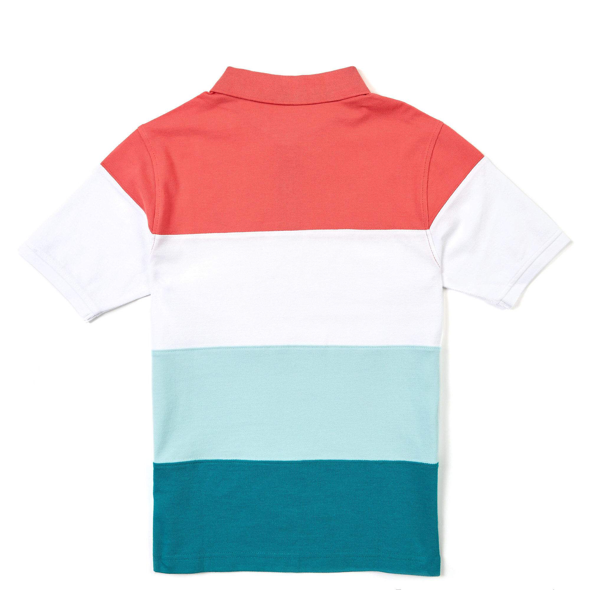 Toddler Boys Short Sleeve Wide Stripe Polo Shirt 2t 4t Nautica