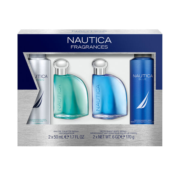 Nautica Omni 4-Piece Fragrance Set - Multi