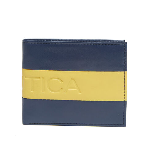Bayfield Slimfold Wallet - Navy