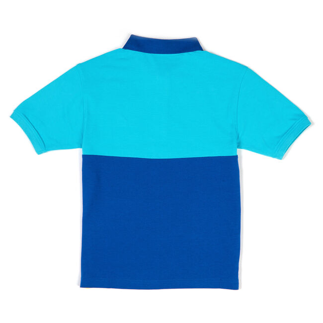 Toddler Boys' Spinnaker Colorblock Pieced (2T-4T),Delphinium Blue,large