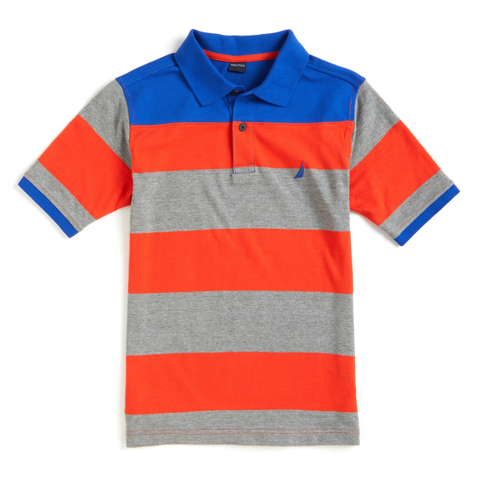 Nautica Boys Little Basic Jclass Polo