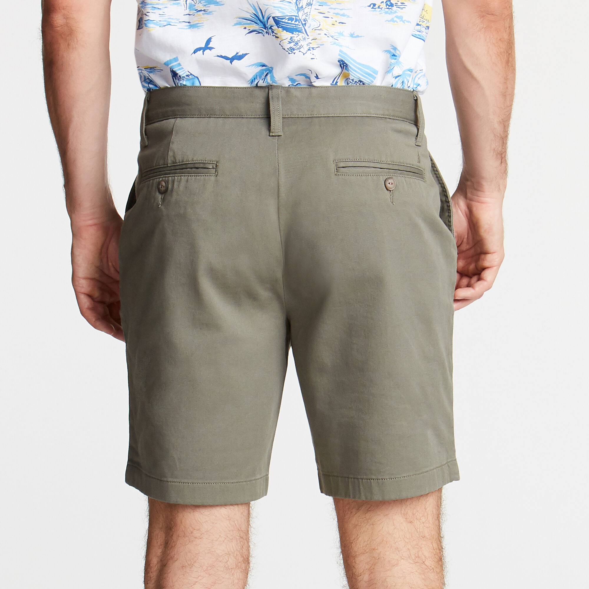 Nautica-Mens-8-5-034-Classic-Fit-Deck-Short-With-Stretch thumbnail 29