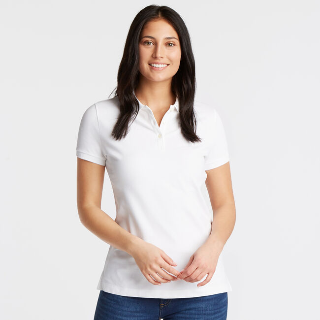 SOLID J-CLASS POLO,Bright White,large