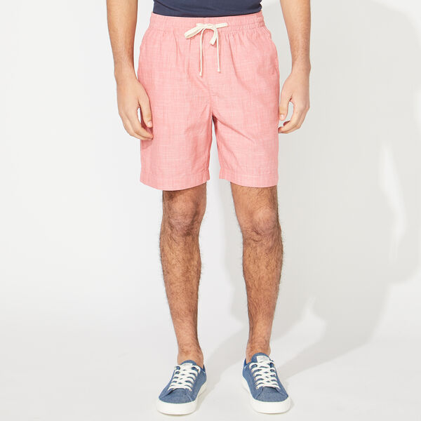 """7"""" CHAMBRAY BOARDWALK SHORT - Mineral Red"""