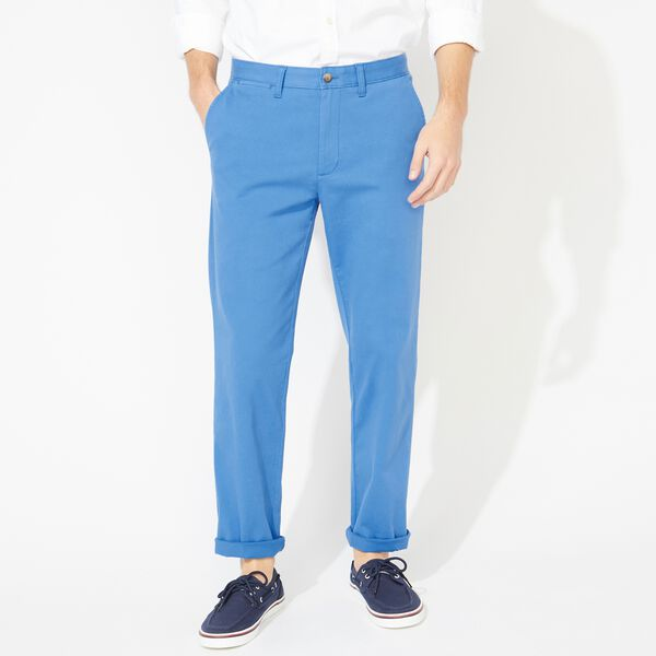 CLASSIC FIT DECK PANTS - Clear Sky Blue