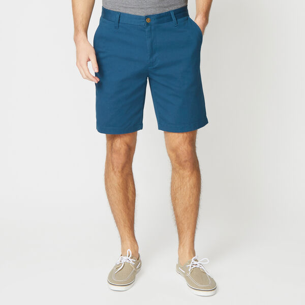 "8.5"" CLASSIC FIT STRETCH-TWILL SHORTS - Majolica"