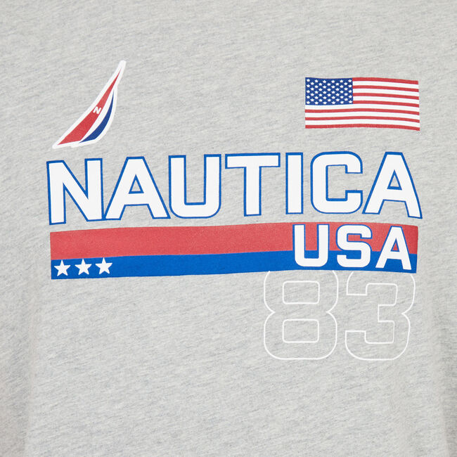 LIMITED EDITION USA WORLD CUP T-SHIRT,Grey Heather,large