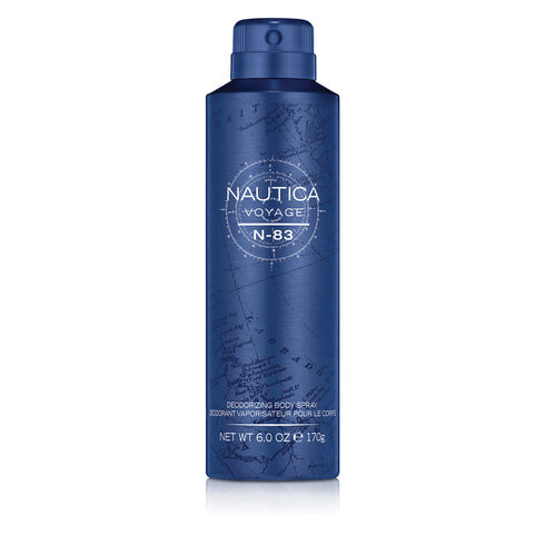 Nautica Voyage N-83 6.0oz Spray - Multi