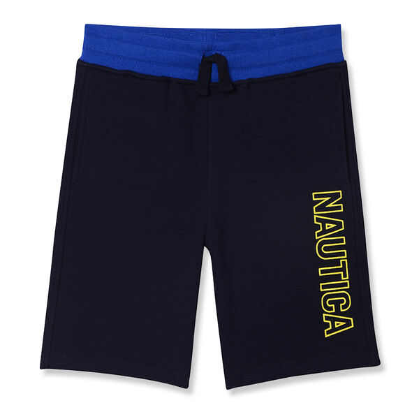 Little Boys' Logan Pull-On Shorts (4-7) - Sport Navy