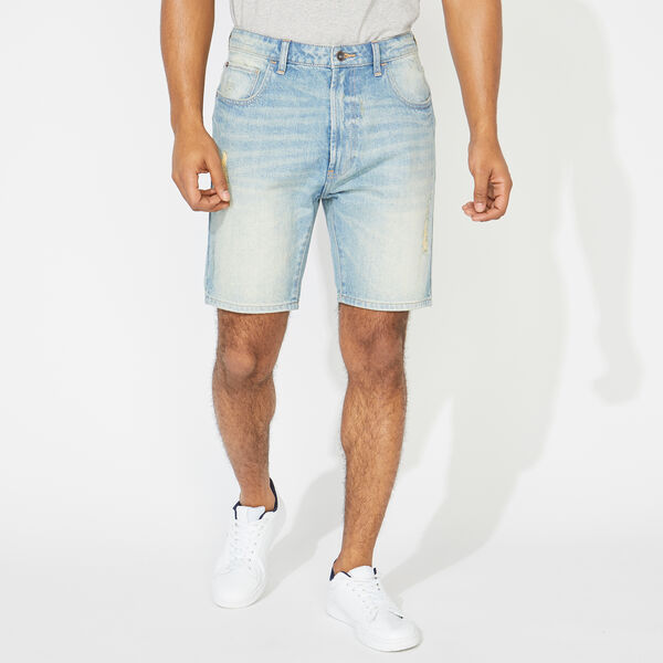 NAUTICA JEANS CO. DENIM SHORT - Sky Blaze