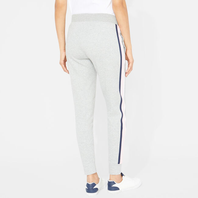 SIDE PANEL JOGGERS,Fog,large