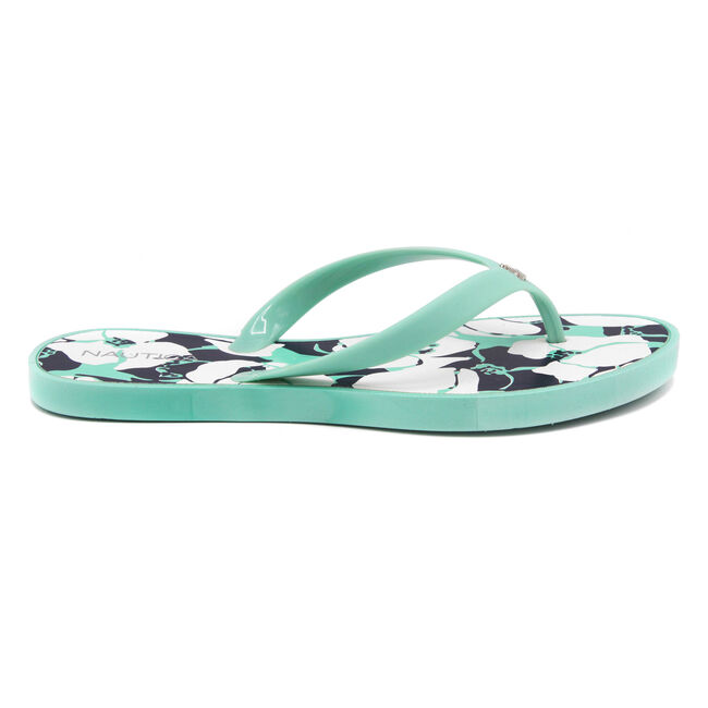 Connery Flip Flops,Sapphire/Pitch Yellow,large
