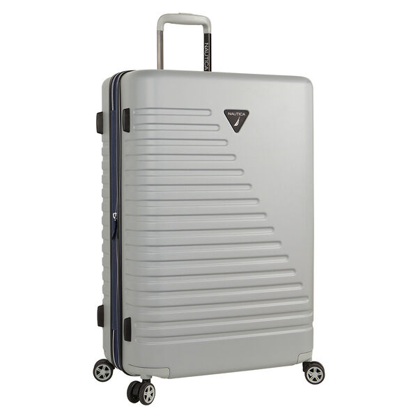 Flagship Hardside Spinner Luggage - Charcoal Hthr