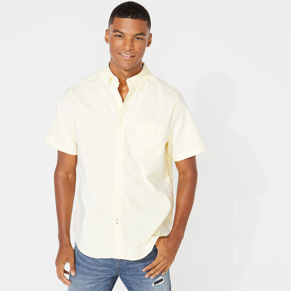CLASSIC FIT STRETCH OXFORD SHIRT - Sunshine